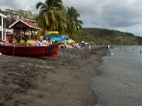 Fishing Boats on the Beach in Mero